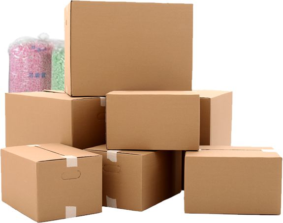Boxes and Packaging Supplies